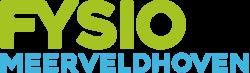 Fysio MeerVeldhoven logo groen blauw